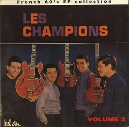 Champions - French 60's EP Collection Vol 2 (1995).JPG