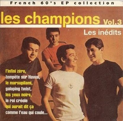 Champions - French 60's EP Collection Vol 3 (1995).JPG