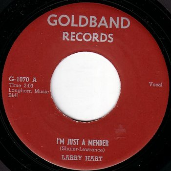 Hart,Larry01I m just a mender.jpg