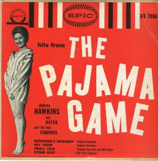 Hawkins,Dolores05LP The Pajama Game Epic.jpg