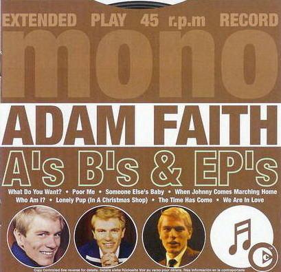 Faith, Adam - A's & B's & EP's.jpg
