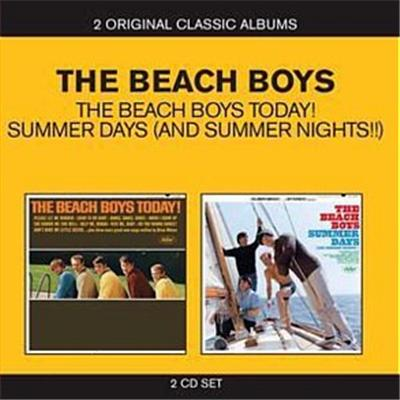 Beach Boys - Beach Boys Today & Summer days summer nights (2).jpg