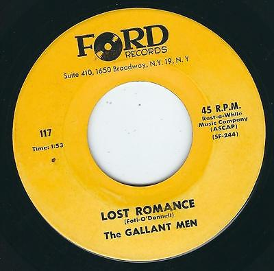 Gallant Men - Lost Romance.jpg