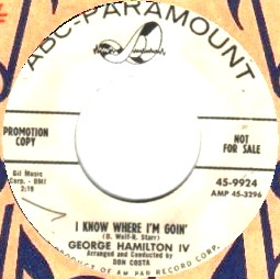 Hamilton,george05ABC Paramount 45-9924 I Know Where I´m Goin.jpg