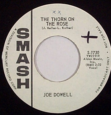 JOE DOWELL - The thorn on the rose -A-.jpg