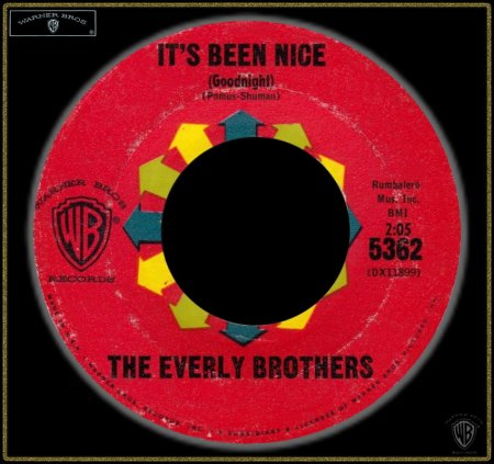 EVERLY BROTHERS - IT'S BEEN NICE_IC#002.jpg