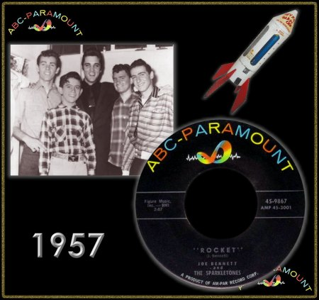 JOE BENNETT & THE SPARKLETONES - ROCKET_IC#001.jpg