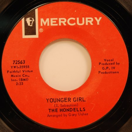 THE HONDELLS - Younger Girl -A-.jpg