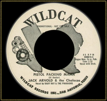 JACK ARNOLD & THE CHALECOS - PISTOL PACKING MAMA_IC#002.jpg