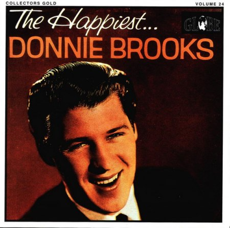 Donnie Brooks - The Happiest-Front_Bildgröße ändern.Jpg
