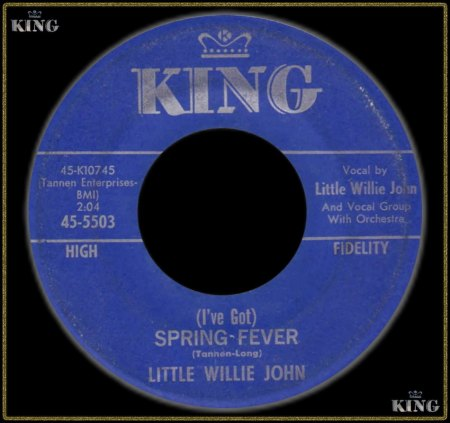 LITTLE WILLIE JOHN - (I'VE GOT) SPRING FEVER_IC#002.jpg