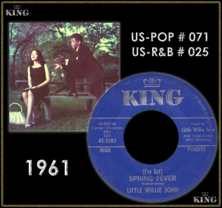 LITTLE WILLIE JOHN - (I'VE GOT) SPRING FEVER_IC#001.jpg