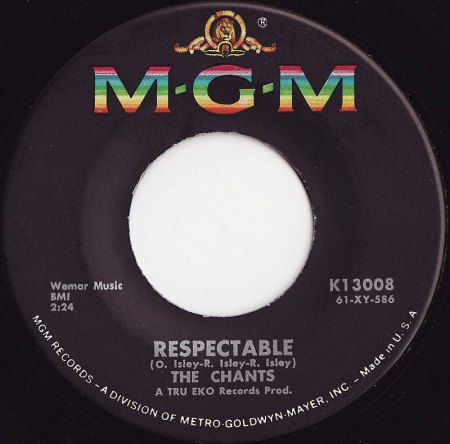 CHANTS-RESPECTABLE(MGM 13008).jpg