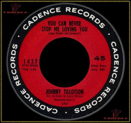 JOHNNY TILLOTSON - YOU CAN NEVER STOP ME LOVING YOU_IC#002.jpg