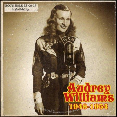 AUDREY WILLIAMS · www.rocknroll-schallplatten-forum.de
