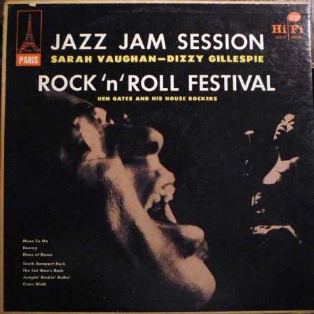 Gates,Hen01Jazz Jam Session Paris International LP.jpg
