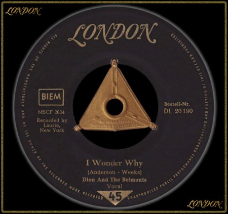DION & THE BELMONTS - I WONDER WHY_IC#004.jpg