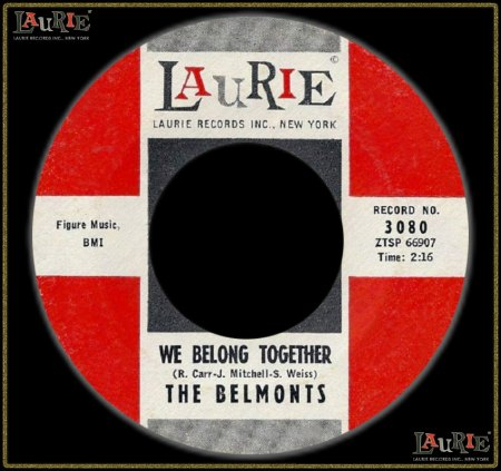 BELMONTS - WE BELONG TOGETHER_IC#002.jpg