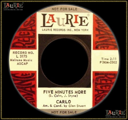 CARLO - FIVE MINUTES MORE_IC#003.jpg