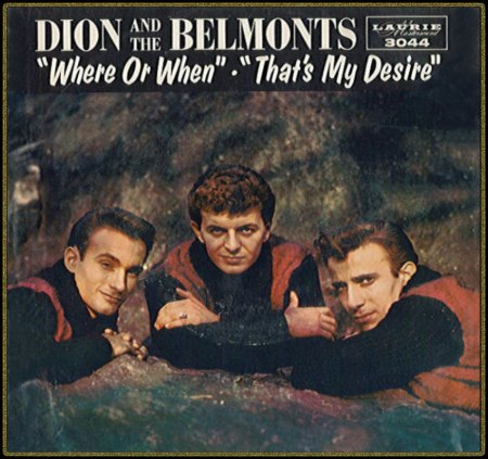 DION & THE BELMONTS - THAT'S MY DESIRE_IC#004.jpg
