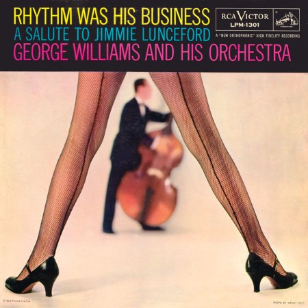 Williams, George - Rhythm was his Business.jpg