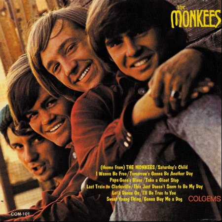 MONKEES COLGEMS LP COM-101_IC#001.jpg