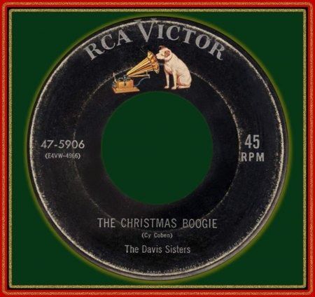 DAVIS SISTERS - THE CHRISTMAS BOOGIE_IC#002.jpg