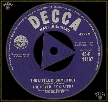 BEVERLEY SISTERS - THE LITTLE DRUMMER BOY_IC#002.jpg