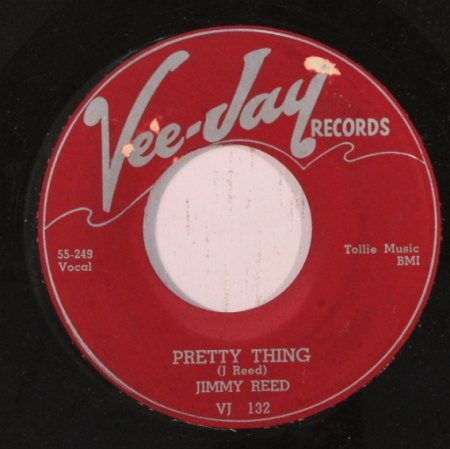 JIMMY REED - Pretty Thing -B-.JPG
