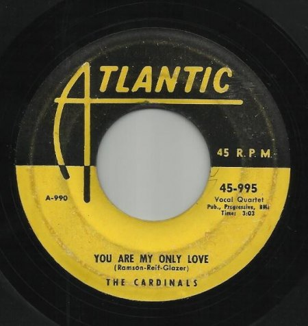 CARDINALS - You are my love -B-.JPG