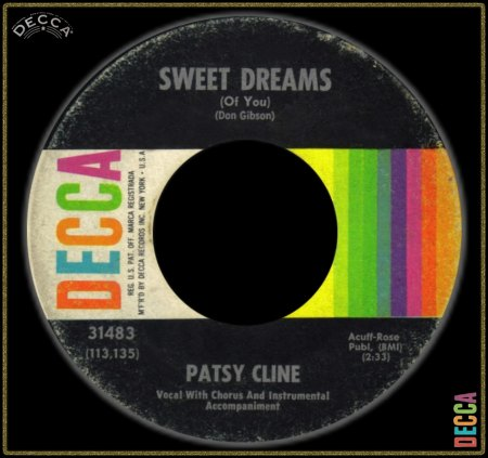 PATSY CLINE - SWEET DREAMS (OF YOU)_IC#003.jpg