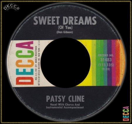 PATSY CLINE - SWEET DREAMS (OF YOU)_IC#002.jpg
