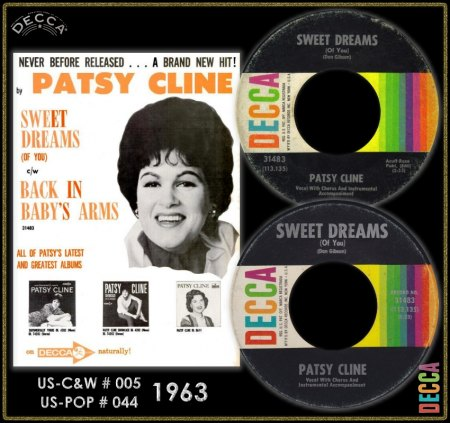 PATSY CLINE - SWEET DREAMS (OF YOU)_IC#001.jpg