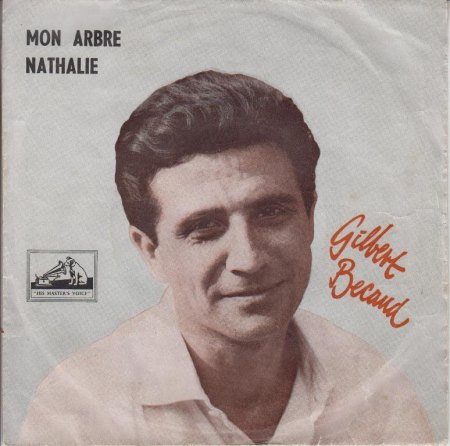 GILBERT BECAUD - Mon arbre - CV VS -.jpg