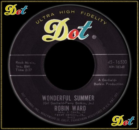 ROBIN WARD - WONDERFUL SUMMER_IC#002.jpg