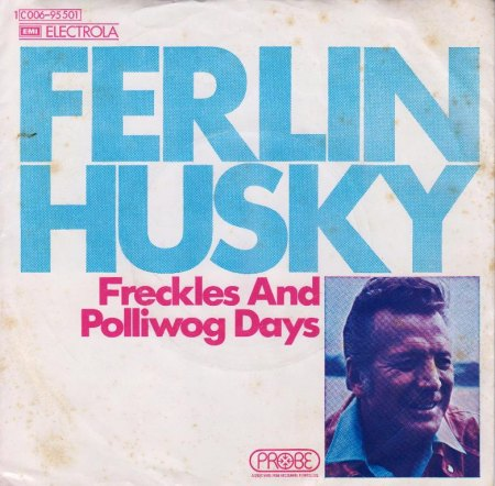 FERLIN HUSKY - Freckles and Polliwog Days - CV VS -.jpg