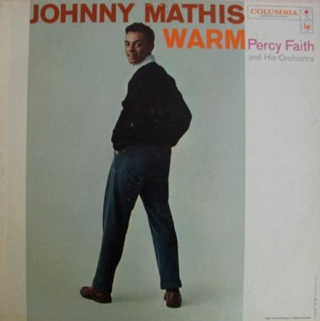 Mathis, Johnny - Warm - Columbia LP  (2).jpg
