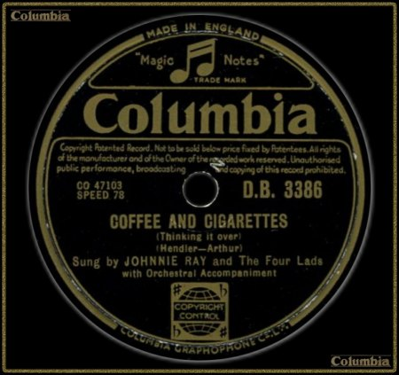 JOHNNIE RAY & THE FOUR LADS - COFFEE & CIGARETTES_IC#002.jpg