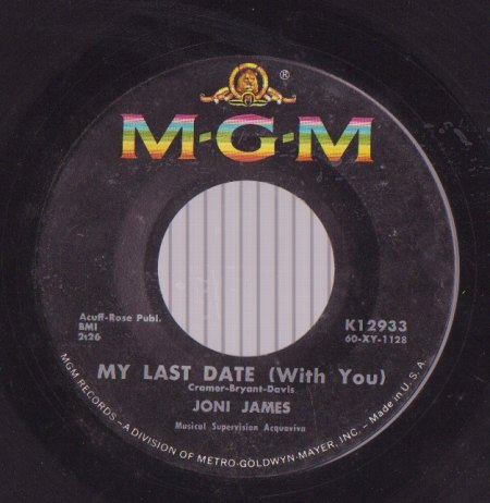 James, Joni - My last date (with you).jpg