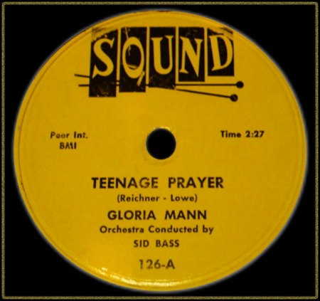 GLORIA MANN - TEENAGE PRAYER_IC#002.jpg