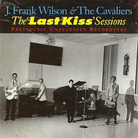 J. Frank Wilson & The Cavaliers - Front CD Cover.jpg