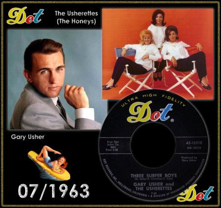 GARY USHER & THE USHERETTES - THREE SURFER BOYS_IC#001.jpg