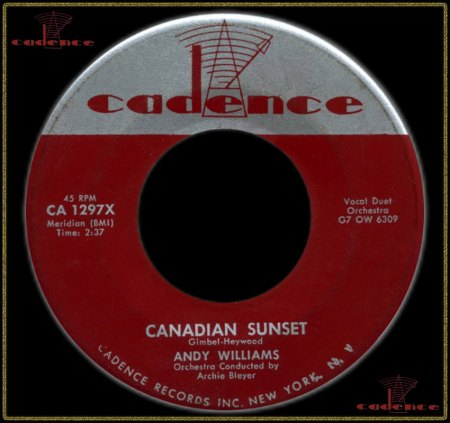 ANDY WILLIAMS - CANADIAN SUNSET_IC#003.jpg