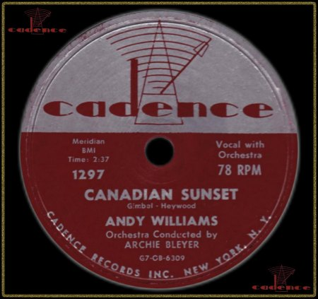 ANDY WILLIAMS - CANADIAN SUNSET_IC#002.jpg