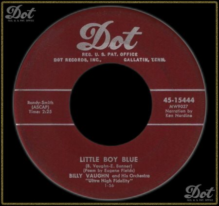 BILLY VAUGHN - LITTLE BOY BLUE_IC#003.jpg