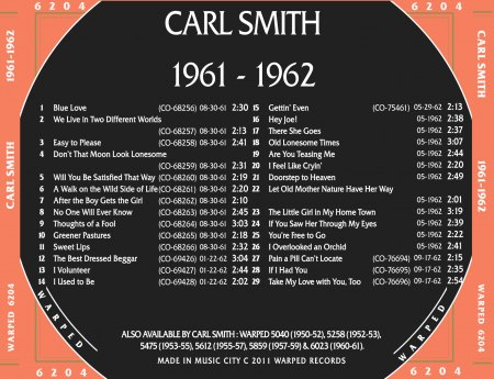 Smith, Carl - 1961-62 (Warped 6204) (2).jpg