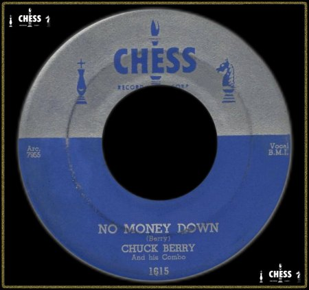 CHUCK BERRY - NO MONEY DOWN_IC#003.jpg
