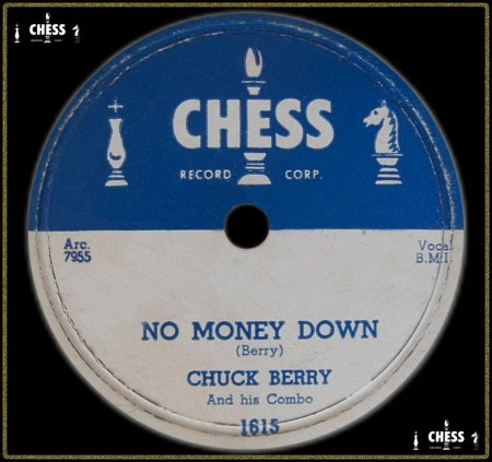 CHUCK BERRY - NO MONEY DOWN_IC#002.jpg