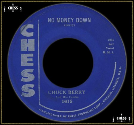 CHUCK BERRY - NO MONEY DOWN_IC#005.jpg