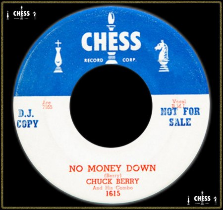 CHUCK BERRY - NO MONEY DOWN_IC#004.jpg